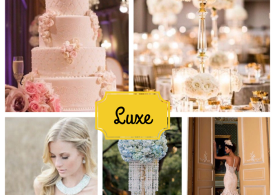 mariage luxe 1